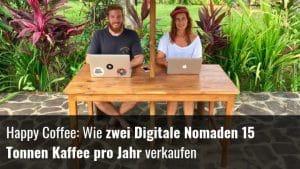 Online Kaffee kaufen - Happy Coffee
