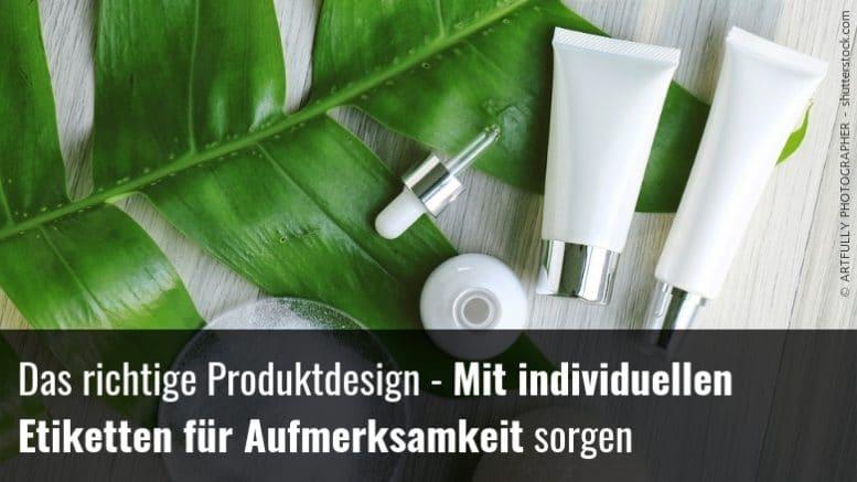 Individuelles Produktdesign