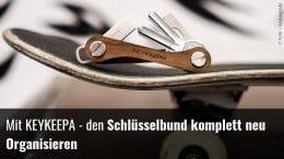 Schlüssel neu organisieren