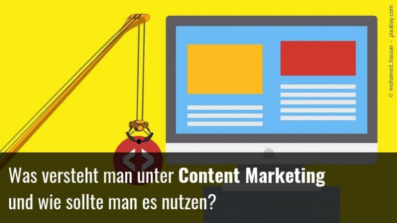 Content Marketing Technik