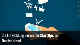 Startup Entwicklung Deutschland