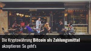 Kryptowährung Bitcoin Zahlungsmittel