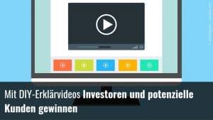 Videos für Gründer