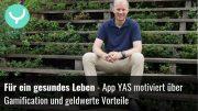 Gesünder Leben durch YAS.life App