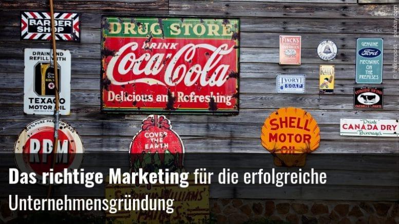 Marketing vor Ort