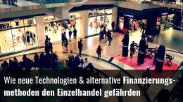 Finanzierung Einzelhandel