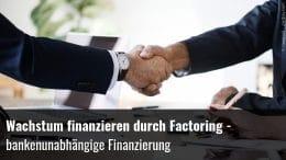Bankenunabhängig Finanzieren