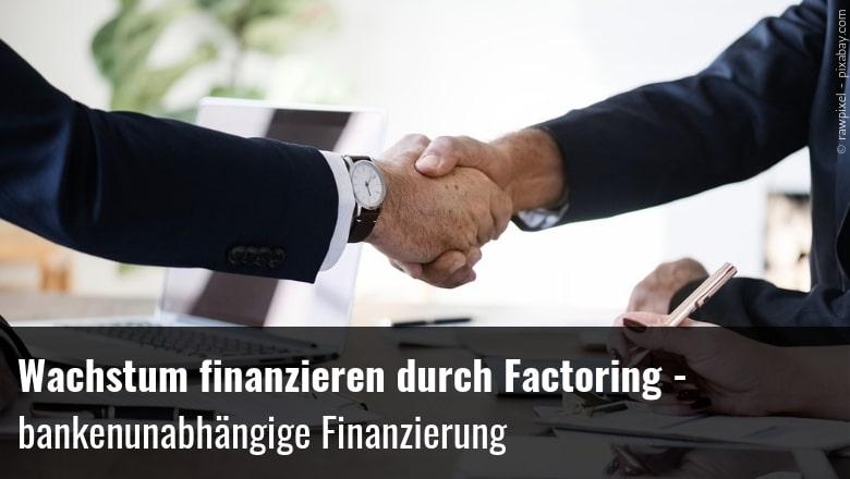 Factoring Finanzierung - MeinStartup.com