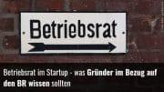 BR im Startup