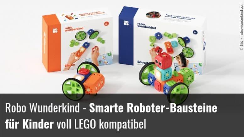 Roboter Bausteine