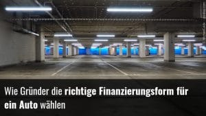 Firmenfahrzeug leasen