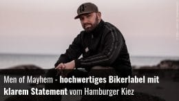 Bikerlabel Men of Mayhem