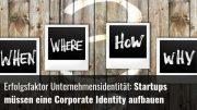 Corporate Indentity entwickeln
