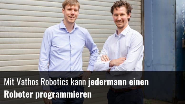 Roboter programmieren