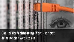 Webhosting Websites