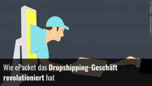 Dropshipping Logistik