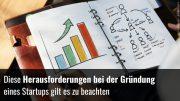 Herausforderung Startup Gründung