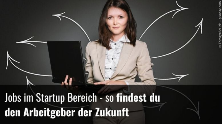 Startup Job finden