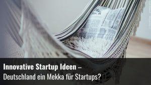 Ideen für Gründer