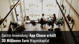 Lebensmittel App Choco