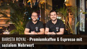 Espresso Barista Royal