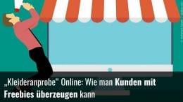 Freebies im Marketing