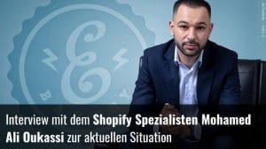 Shopify umsetzen