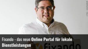 Online Portal Dienstleistungen