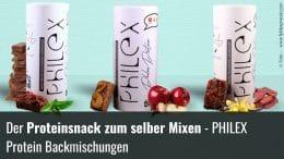 Philex Proteinreiche Backmischung