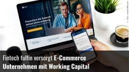 Fintech fulfin für ECommerce