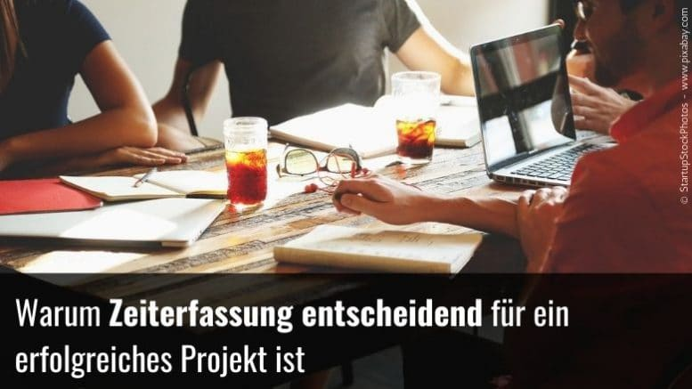 Projektmanagement und Zeiterfassung