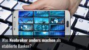 Neobroker vs. Bank