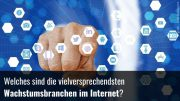 Internet Wachstumsbranchen