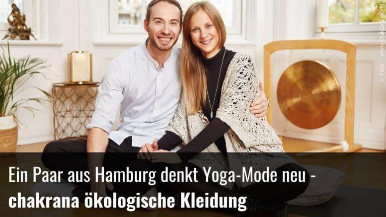 Yoga Kleidung Chakrana