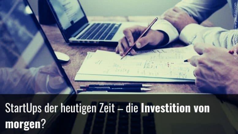 Startup Beteiligung