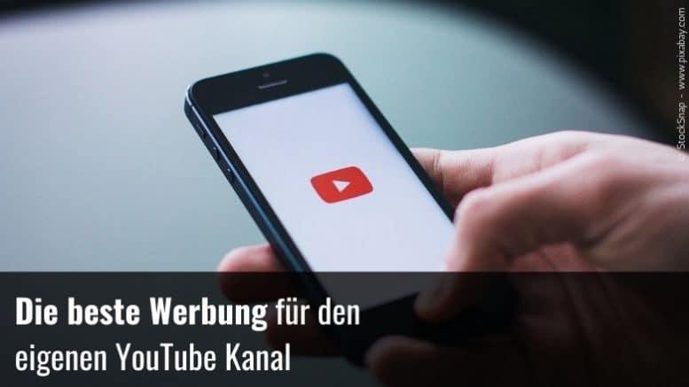 Youtube Kanal promoten
