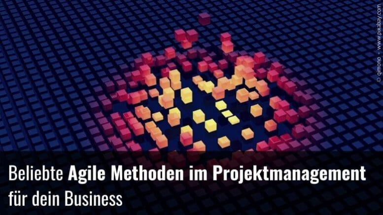 Projektmanagementmethoden für Projekte