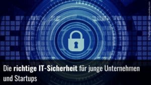 IT-Daten im Unternehmen sichern