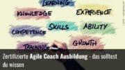 Agile Coaching Ausbildung