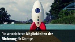 Startup Förderung