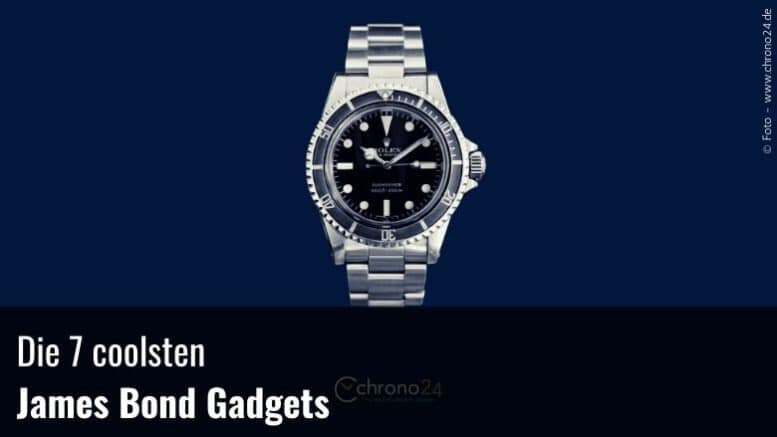 Bond 007 Gadgets