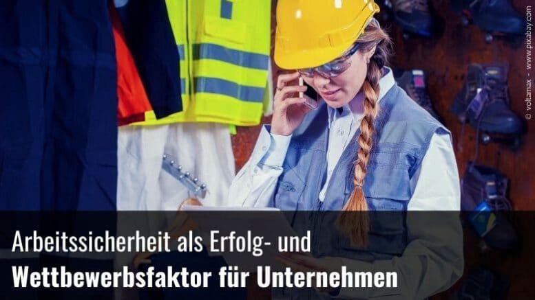 Arbeitschutz für Gründer