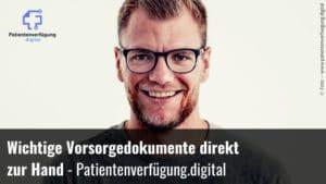 digitale Vorsorge
