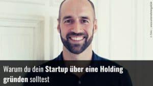Holding Unternehmensgold