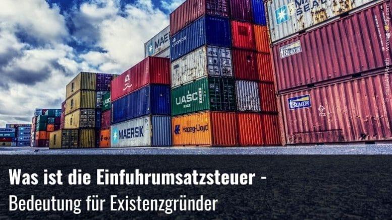 Steuer aus Drittländern