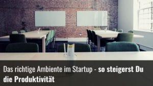 Ambiente Startup