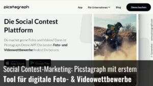 Picstagraph - Social Contest APP