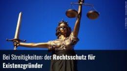 Streitigkeiten Rechtsschutz