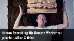 Remote Wilson & Oskar