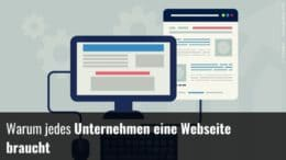 Website für Unternehmen